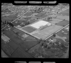 Unidentified carpet manufacturing plant, Christchurch