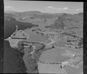 Whakamaru Hydro Power Station, Waikato River
