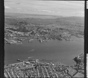 Auckland wharves