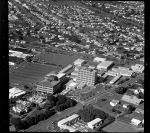 Factories etc, from Otara to Pakuranga, Auckland