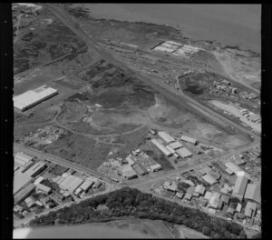 New Zealand Forest Products Limited site, Penrose, Auckland, including Mangere Inlet