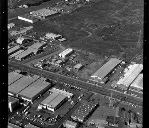 Factories, Neilson Street, Onehunga, Auckland