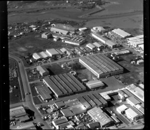Factories, Auckland, including the Auto Machine Manufacturing Company Ltd