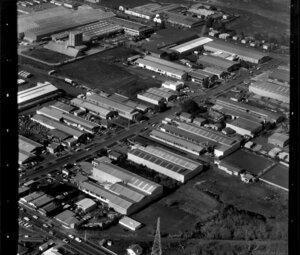 Factories, Onehunga, Auckland
