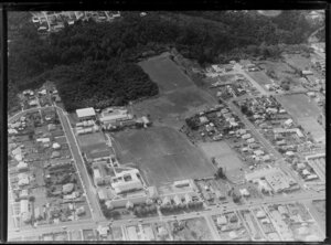 Northcote, North Shore, Auckland, featuring Northcote College