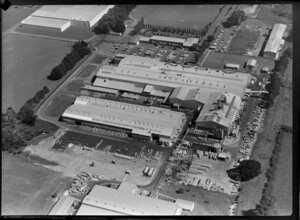 Alcan Industries Aluminium Factory, Wiri, Manukau, Auckland