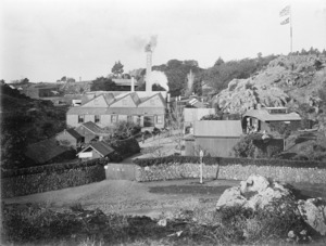 Premises of Colonial Ammunition Company, Auckland