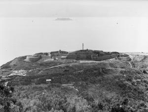 Fort Ballance, Scorching Bay, Wellington