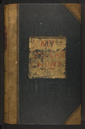 Stanert, Frank C, b 1893 : Journal of his travels as a stereopticon accompanying Dr Longshore Potts