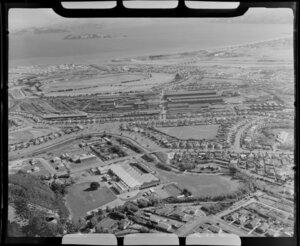 Gracefield, Lower Hutt, including Hutt Railway Workshops
