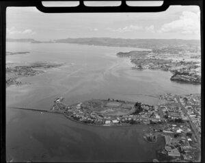 Onehunga and Manukau Harbour, Auckland