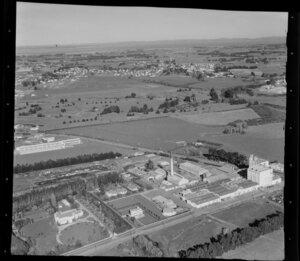 Dominion Breweries Limited factory, Waitemata, Otahuhu, Auckland