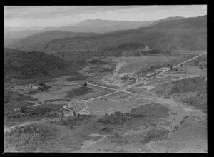Maroa Mill and village, Waikato