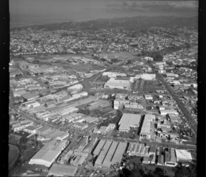 New Lynn, Auckland, including Portage Road and Lynnmall Shopping Centre