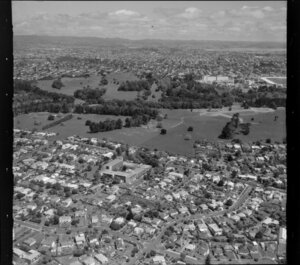 Cornwall Park and One Tree Hill, Auckland