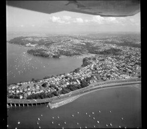 Northern Motorway, Northcote Point, Auckland
