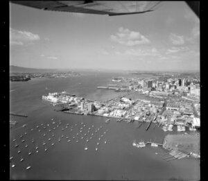 Saint Marys Bay, Auckland Harbour