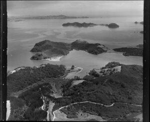 Paroa Bay, Bay of Islands County, Northland