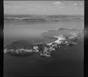 Motuarohia Island, Bay of Islands County, Northland