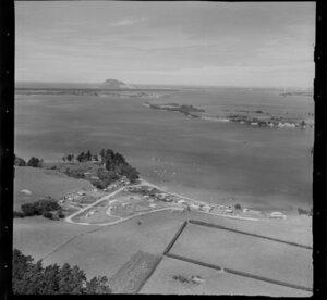 Omokoroa, Tauranga, including Mount Maunganui in the background