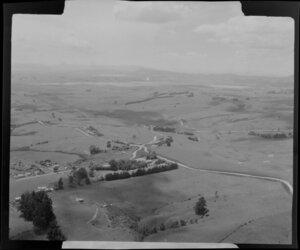 Coal area, Rotowaro, Waikato District