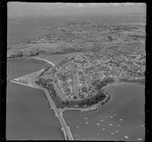 Orakei and Okahu Bay, Auckland