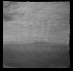 Little Barrier Island from Kawau Island