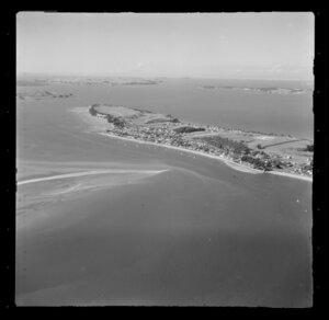 Bucklands Beach coastline, Auckland