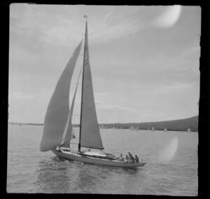Ranger A22 yacht, yachting, Auckland Harbour Regatta
