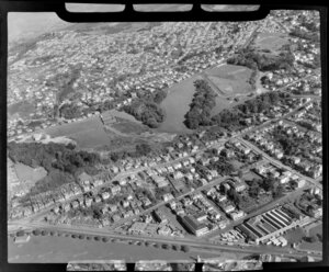 Dunedin, showing Unity Park and surrounding area