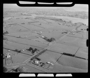 Site for aerodrome at East Tamaki and Papatoetoe