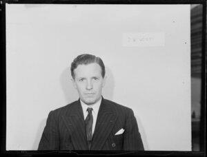 Mr J W Scott of New Zealand Civil Aviation