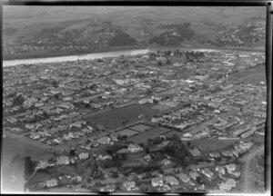 Whanganui looking towards Drury Hill