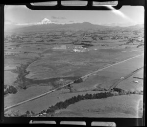 Airport at Bell Block, New Plymouth
