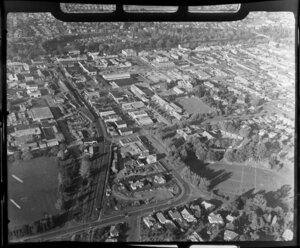 Central Hamilton, Waikato Region