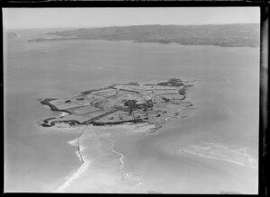 Puketutu Island, Manukau Harbour, Auckland Region