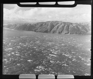 Cape Terawhiti and Cook Strait, Wellington Region