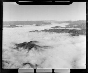 Mountain ranges near Murchison and junction of Matakitaki and Buller Rivers, Buller Gorge