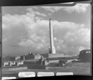 Savage Memorial (Bastion Point)