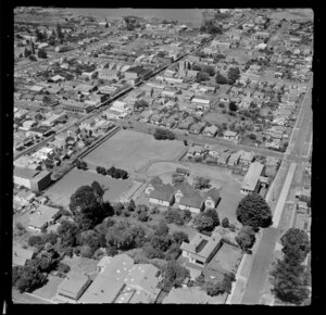 Onehunga School, Auckland, including surrounding area