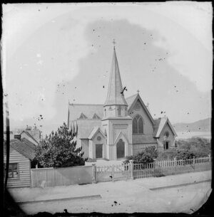 St Paul's Anglican Church, Mulgrave Street, Thorndon, Wellington