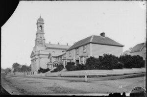 St-Andrew's-on-the-Terrace, The Terrace, Pipitea, Wellington