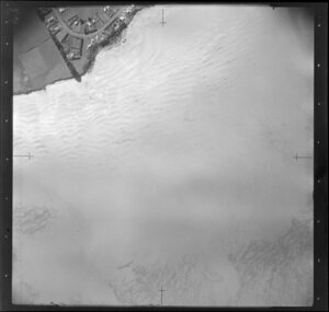 Area between St Heliers and Onehunga, Auckland, showing mostly the sea