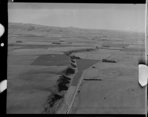 Rural district near Balfour and Waikaia, Southland