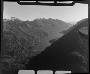 George Sound, Fiordland National Park, Southland