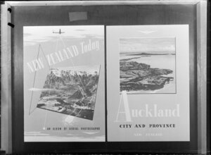 Covers of New Zealand Today and Auckland City and Province
