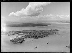 Devonport, North Shore and Rangitoto Island