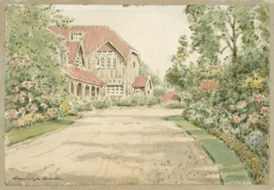 Barton, Cranleigh Harper, 1890-1975 :Waihi School, Winchester. 1948.