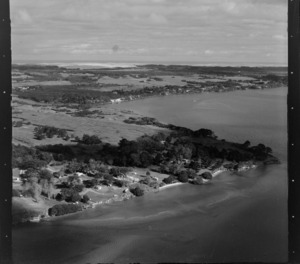 Houhora Heads and harbour, Far North District