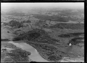 Undeveloped rural area photographed for Kingston Reynolds Thom & Allardice Ltd